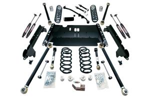 Teraflex 3in Unlimited Enduro LCG Lift Kit W/9550 Shocks (Part Number: )