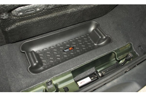 Rugged Ridge Rear Storage Bin Black (Part Number: )