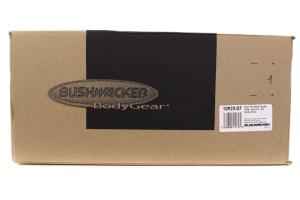 Bushwacker Flat Style Fender Flare Kit - XJ