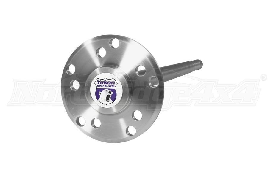 Yukon 4340 Chromoly Rear Axle Shafts 32.3in 32-Spline w/SET10 Bearings - JL Non-Rubicon D44