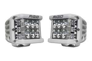 Rigid Industries D-SS Side Shooter LED Cube, Driving Pair