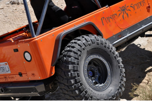 Poison Spyder Daddy Long Legs Crusher Corners w/3in Flares (Part Number: )