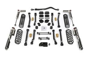 Teraflex 2.5in Alpine CT2 Short Arm Suspension Lift Kit w/ Falcon 3.3 Shocks - JL 4Dr