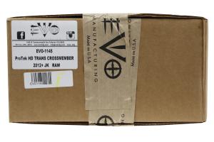 Evo Manufacturing ProTek Transmission Crossmember  (Part Number: )