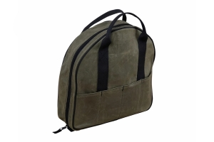Overland Vehicle Systems Jumper Cable Bag #16, Waxed Canvas