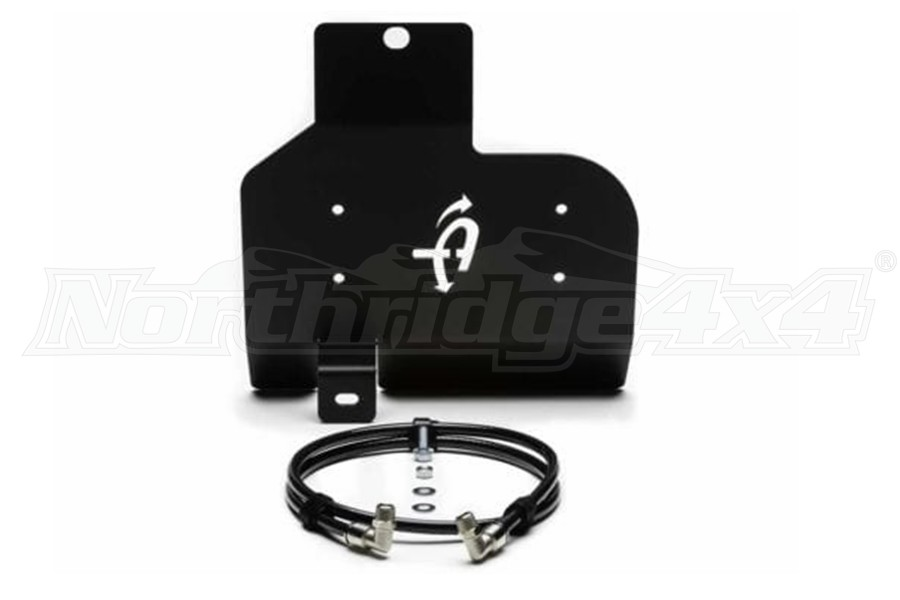 Up Down Air ARB complete Skid Plate Mounting Install Kit - JL Automatic