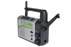 Midland GMRS Base Camp Emergency Crank Radio