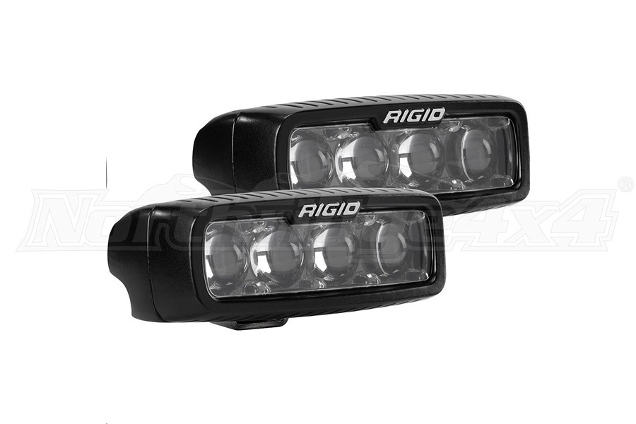Rigid Industries SR-Q Series Hyperspot Pair (Part Number:916813)