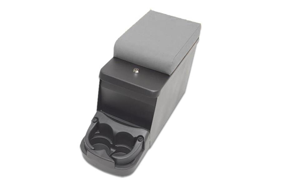 Smittybilt Security Floor Console Grey Denim (Part Number:31711)