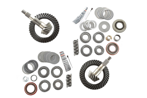 Rugged Ridge Ring/Pinion Kit, Front Dana 30 Rear Dana 35, 4.10 Ratio  (Part Number: )