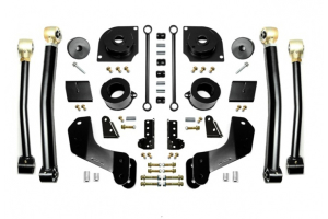EVO Manufacturing 2.5in Overland Boost Stage 3 w/Shock Extensions  (Part Number: )