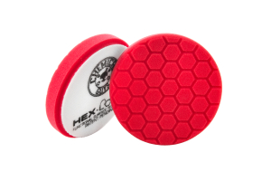 Chemical Guys Red Hex-Logic 5.5in Ultra Light Finishing Pad