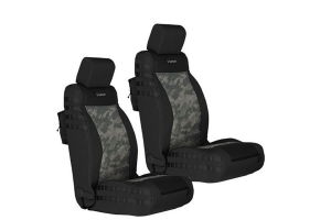 Bartact Front Seat Cover, Pair (Part Number: TJSC0306FPB)