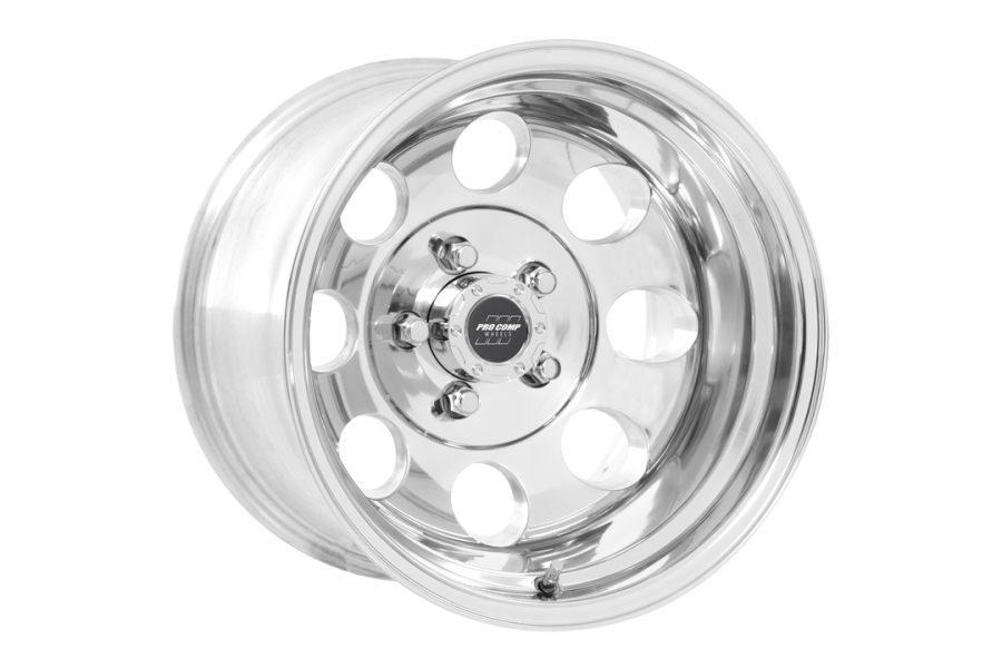 Pro Comp Series 1069 Polished Alloy Wheel 17x9 5x4.5 (Part Number:1069-7965)