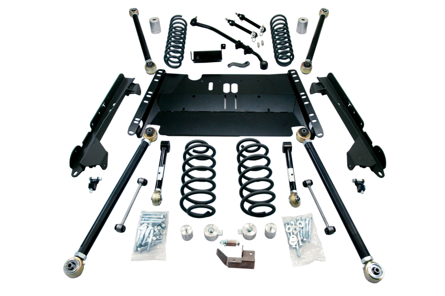 Teraflex 4in Enduro LCG Long Flexarm Lift Kit (Part Number:1449472)