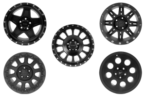 Pro Comp Series Wheel Package (Part Number: )