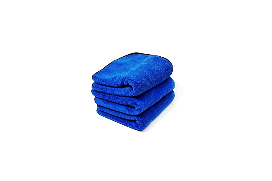 Chemical Guys Smartwax Monster Extra Thick Microfiber Towels - 3 Pack