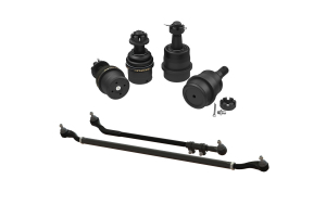 Teraflex Tie Rod and Drag Link Kit w/Ball Joints Package - JK
