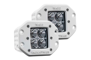 Rigid Industries M-Series Dually Light Bar Flush Mount Flood (Part Number: )