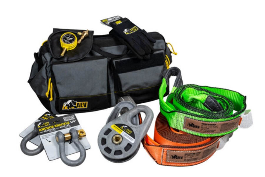 AEV Trail Recovery Gear Kit