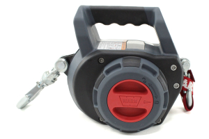 Warn Drill-Powered Portable Winch (Part Number: )