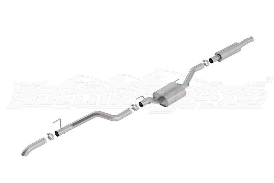 Borla Performance 2.75in S-Type Climber Cat-Back Exhaust System  - JT 3.6L