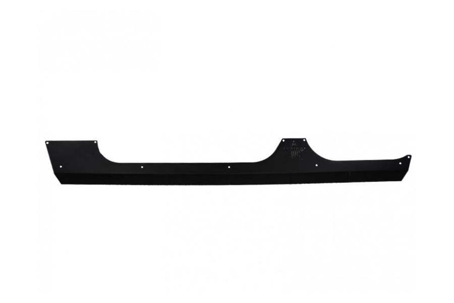 Rock Slide Engineering Rocker Guard Plate (Part Number:AX-SS-RG-JL4)