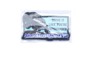 Northridge4x4 Velcro Patch