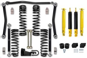 Rock Krawler 2.5in Adventure Series 2 Lift Kit Package w/Shock Options - JK 4dr