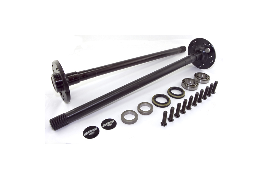 Alloy USA Dana 44 Rear Axle Shafts 35-Spline - TJ/LJ