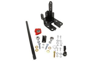 JKS Track Bar and Sector Shaft Reinforcement Kit Front ( Part Number: OGS166)