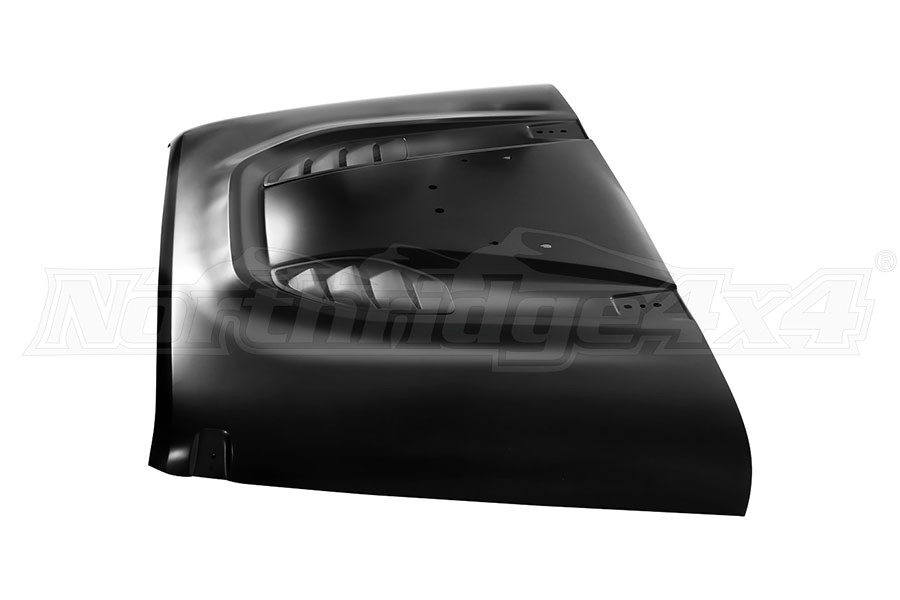 Smittybilt SRC Stingray Vented Hood (Part Number:76400)