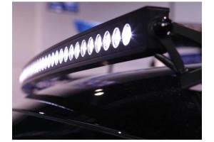 Putco Luminix Curved-60.625 x .75 x 1.5 Light Bar (Part Number: )
