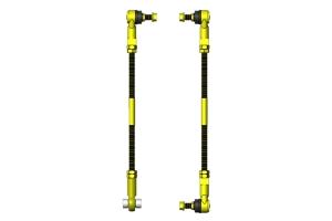 Clayton Adjustable Front Sway Bar End Links  - JT/JL