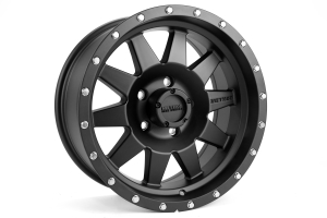 Method Race Wheels Standard Series Wheel Matte Black 17x8.5 ( Part Number: MR30178550500)