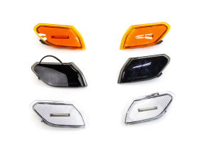 Diode Dynamics LED Sidemarkers Clear Set - JL