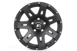 Rugged Ridge XHD Satin Black Wheel 17x8.5 5x5 - JT/JL/JK