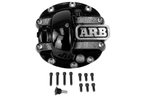 ARB Dana 30 Differential Cover Black - JK/LJ/TJ