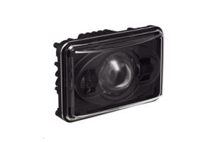 JW Speaker 8800 Model 4x6in High Beam LED Headlight Black (Part Number: )