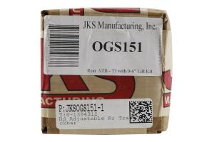 JKS Adjustable Track Bar Rear - LJ/TJ