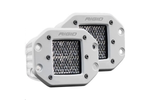 Rigid Industries D-Series Pro Specter Diffused Flush Mount Pair (Part Number: )