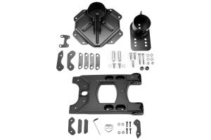 Teraflex HD Hinged Tire Carrier w/ Adjustable Tire Mount - JK