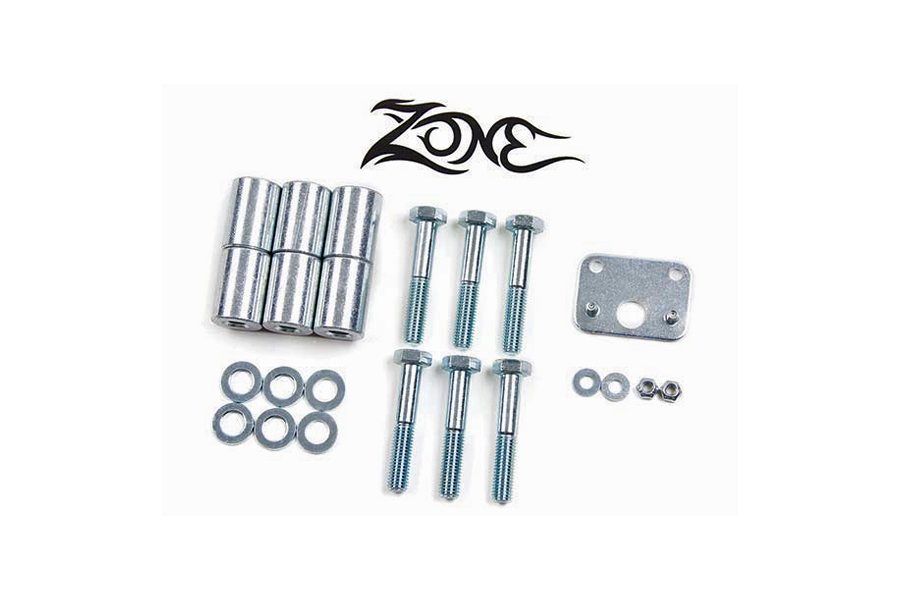 Zone Offroad 1 5/8in Transfer Case Drop Kit (Part Number:J5011)