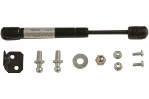Tuffy Security Center Console Gas Spring Kit - 7.5in