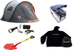 CAMPING PACKAGE ( Part Number:CAMPING-PKG)