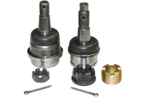 BALL JOINT - JEEP WRANGLER JK - MOOG - SET (1 UPPER 1 LOWER) (Part Number: )