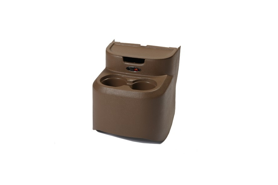 Rugged Ridge Rear Seat Organizer, Tan (Part Number:13551.53)