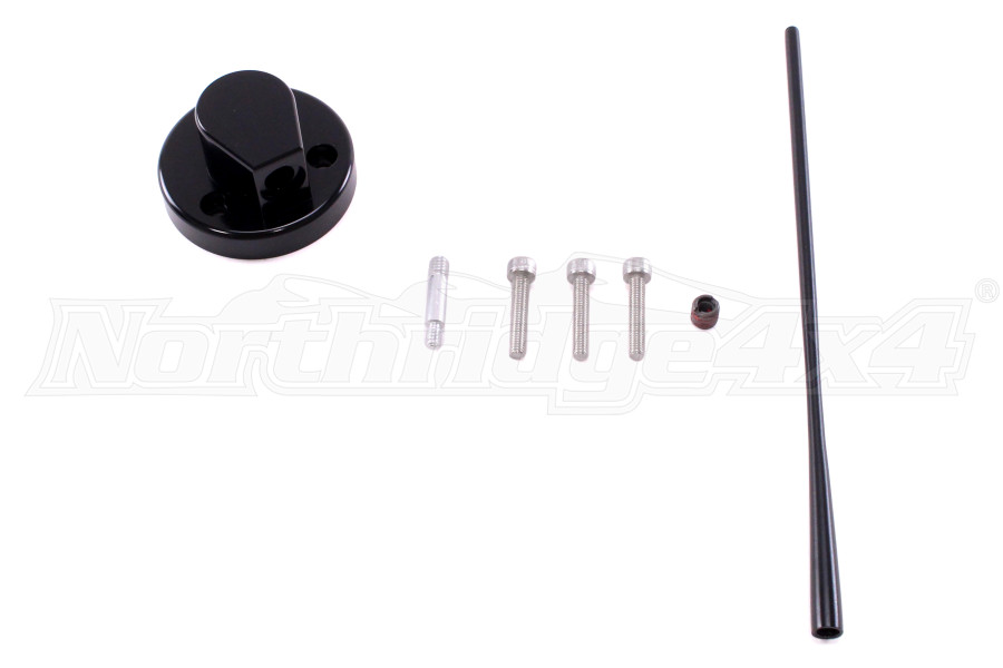 Drake Off Road Billet Antenna Black (Part Number:JP-190002-BK)