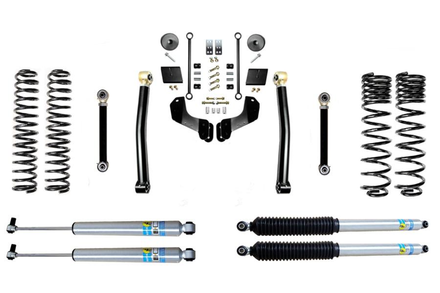 Evo Manufacturing 2.5in Enforcer Overland Stage 3 Lift Kit w/ Bilstein Shocks - JT