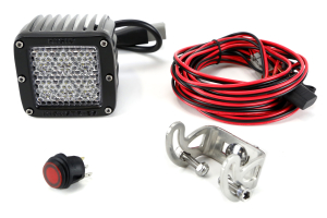 Rigid Industries D-Series Pro Driving Diffused (Part Number: 501513)